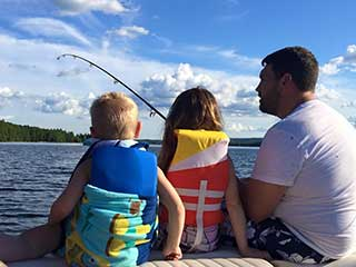 Harrington Family Fun Fishing